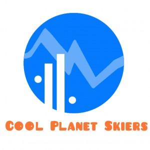 Cool Planet Skiers Logo